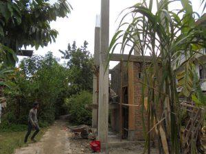 Proyek Penampungan Air  Bersih Dinas Tarukim Tidak Pakai Plang Proyek.
